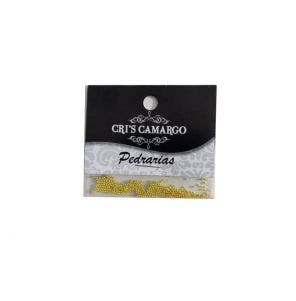 Caviar Dourado Cris Camargo