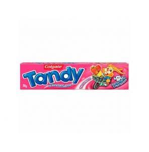 Creme Dental Infantil Tandy Tutti Fruti 50g