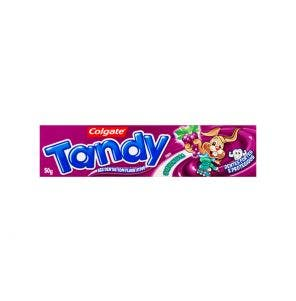 Creme Dental Infantil Tandy Uva 50g