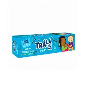 Creme Dental Infantil Tra La La Bubble Gum 50g