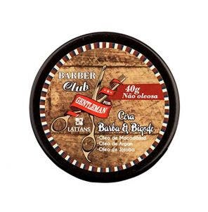 Cera Barba E Bigode Barber Club 40g