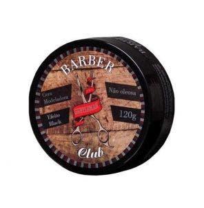 Cera Modeladora Barber Club Black Extra Forte 120g