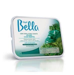 Cera Depilatoria Depil Bella Algas 1000G