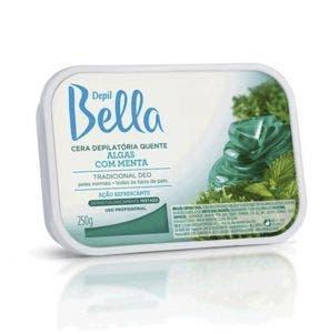 Cera Depilatoria Depil Bella Algas 250G