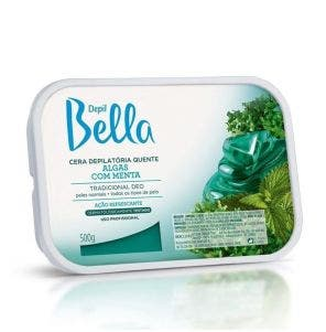 Cera Depilatoria Depil Bella Algas 500G