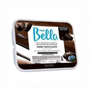 Cera Depilatoria Depil Bella Dark Chocolate 1Kg