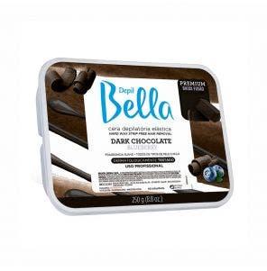 Cera Depilatoria Depil Bella Dark Chocolate 250G