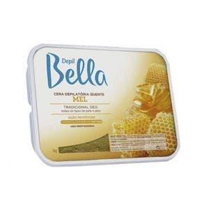 Cera Depilatoria Depil Bella Mel 1000G
