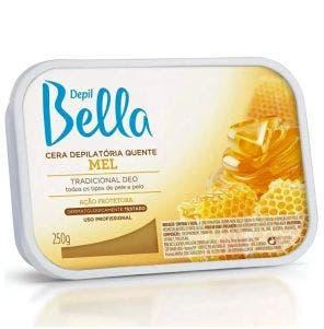 Cera Depilatoria Depil Bella Mel 250G