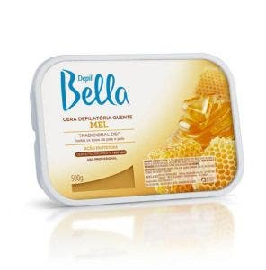 Cera Depilatoria Depil Bella Mel 500G