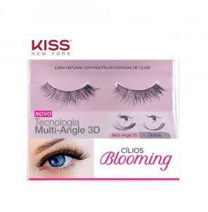 Cilios Posticos Kiss Blooming Lash Tulip Kbh04Br