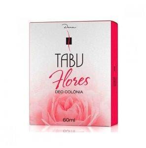 Colônia Tabu Flores 60ml