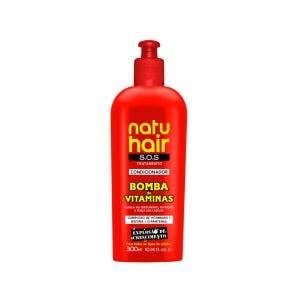 Condicionador Natu Hair SOS Bomba De Vitaminas 300ml