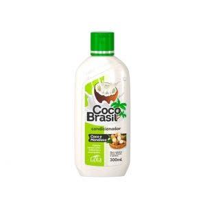 Condicionador Gota Dourada Coco Brasil Mandioca 300Ml