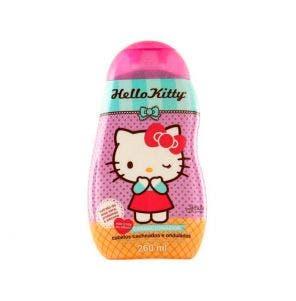 Condicionador Infantil Hello Kitty Cacheados E Ondulados 260Ml
