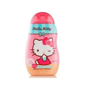 Condicionador Infantil Hello Kitty Lisos E Delicados 260Ml