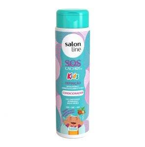 Condicionador Infantil Salon Line Sos Definição 300ml