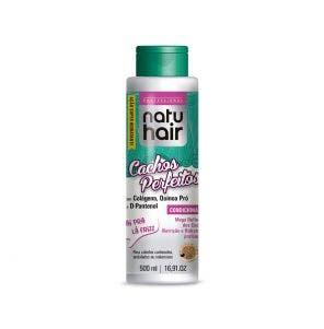 Condicionador Natu Hair Cachos Perfeitos 500Ml