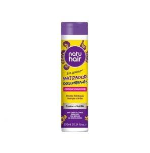 Condicionador Natu Hair Matizador 300Ml