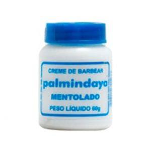 Creme Barbear Palmindaya Pote 60g