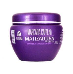 Máscara Matizadora Sillage Violeta 300g
