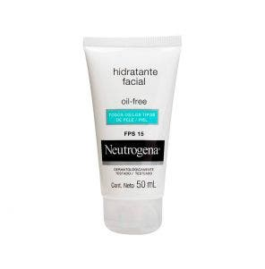 Creme Hidratante Facial Neutrogena Fps15 50ml