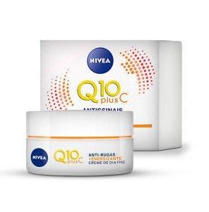 Creme Hidratante Facial Nivea Q10 Energy Vitamina C Dia 51g