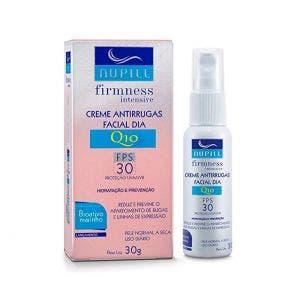Creme Hidratante Facial Nupill Anti Rugas Q10 Fsp30 30gr