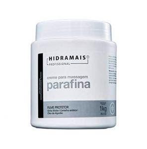 Creme para Massagem Parafina Protetora Hidramais 1 Kg