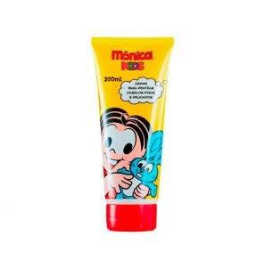Creme para Pentear Infantil Turma Da Mônica Cabelo Fino 200ml