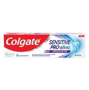 Creme Dental Colgate Pro Alívio Imediato Original 60gr