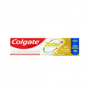 Creme Dental Colgate Total 12 Anti Tártaro 180gr