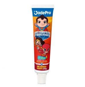 Creme Dental Infantil Jadefrog Super Friends Bubble Gum 50gr 475