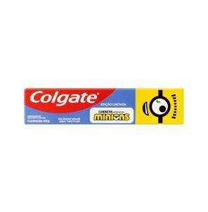 Creme Dente Colgate Kids Minions 60g