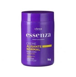 Creme Alisante Essenza 1Kg Geléia Real Normal
