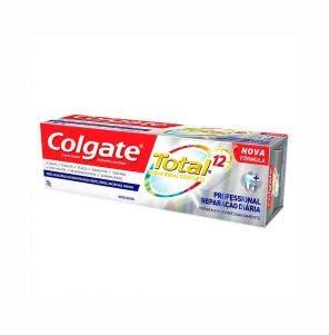 Creme Dental Colgate Total 12 Reparacao Diaria 70G