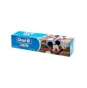 Creme Dental Infantil Oral B Kids Mickey 50G