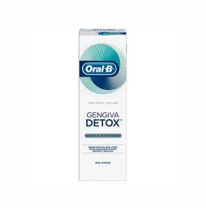 Creme Dental Oral B Detox Gentle White 120Gr