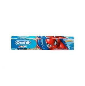 Creme Dental Oral B Kids Spiderman 50G