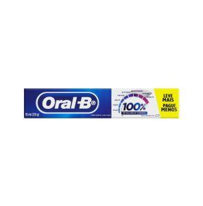 Creme Dental Oral B Menta Refrescante Lv Pg 102gr