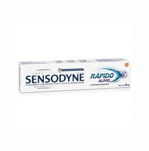 Creme Dental Sensodyne Rapido Alivio 90G