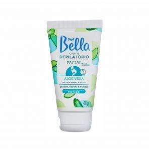 Creme Depilatorio Facial Depil Bella Aloe 40G