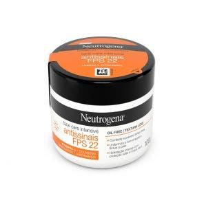 Creme Hidratante Facial Neutrogena Face Care Antissinais Fps22 100gr