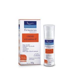 Creme Hidratante Facial Nupill Vitamina C