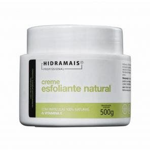 Creme Para Massagem Hidramais Esfoliante Natural 500G