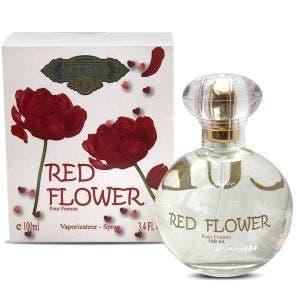 Perfume Cuba Feminino Red Flower 100ml