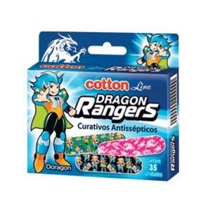 Curativo Cotton Line Dragon Ranger Daragon c/35un