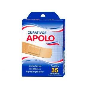 Curativos Apolo c/35un
