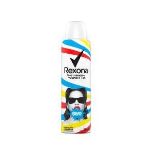 Desodorante Aerosol Rexona Fem Anita Bang
