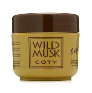 Desodorante Creme Coty Wild Musk 55g